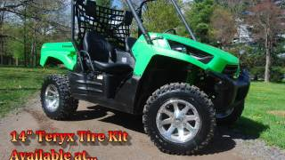 7. 2010 Kawasaki Teryx TransMule Video Review