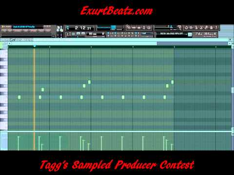 TAGG's Sampling Producer CONTEST – ExurtBeatz 1of2