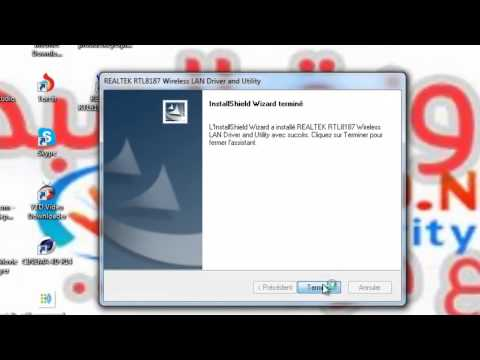 comment installer awus036h