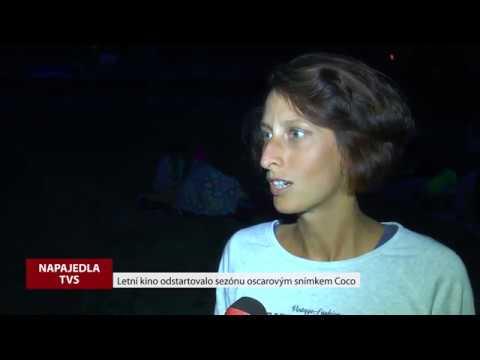 TVS: Napajedla - Letní kino zahájení