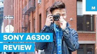 Mashable's Tech Corespondent Ray Wong tells you all you need to know about Sony's new flagship mirrorless camera — the A6300. New episodes of Plugged In ever...