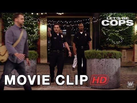 "Let's Be Cops [""Freeze"" Clip in HD (1080p)]"