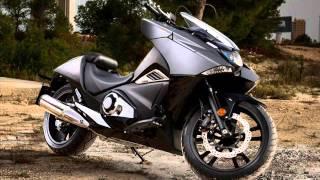 5. 2016 Honda NM4 Vultus