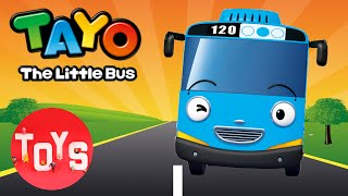 Tayo The Little Blue Bus | *NEW* Tayo Korean Animation Cartoon TV Character | Top Toys for 2016