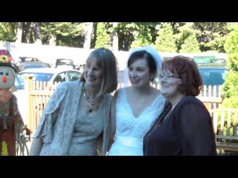 Eric & Heather's Wedding - video highlights (Part 1)
