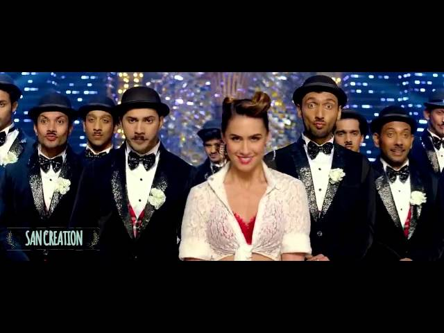 Charlie chaplin dance act lauren varun raghav punith and for Raghav name tattoo