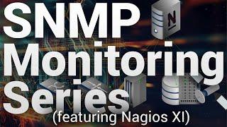 SNMP Monitoring with Nagios XI