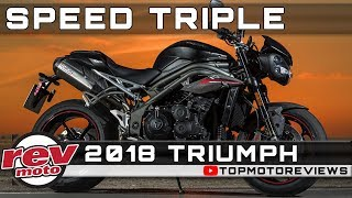 4. 2018 TRIUMPH SPEED TRIPLE Review Rendered Price Release Date