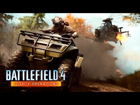 Battlefield 4 – Legacy Operations – HD Cinematic Trailer