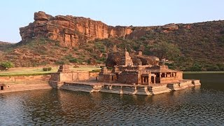 Badami India  city pictures gallery : Badami Cave Temples, Karnataka, India in 4K (Ultra HD)
