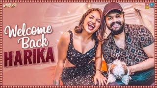 WELCOME BACK HARIKA || VLOG || Kaasko || Nikhil Vijayendra