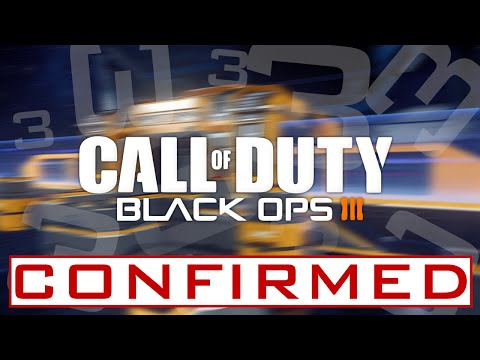call of duty - black ops 3 confermato