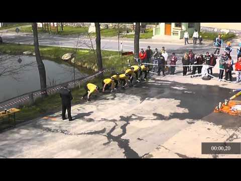 SDH Chýnov - Zdešov - 2B 19.4.2014 - 16,30s [7.místo]
