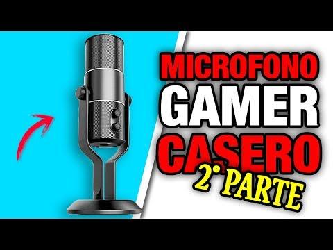 Videos caseros - Haz un MICROFONO GAMER CASERO de ALTA DEFINICION *N°2 Parte 3* ! Pablo Inventos