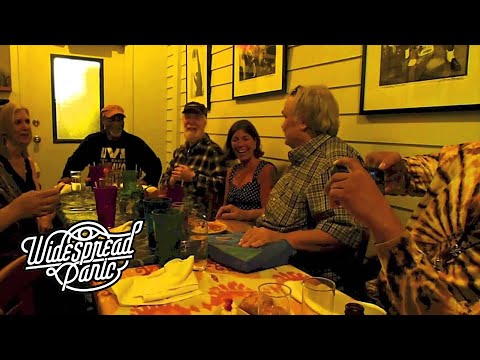Colonel Bruce Hampton's Birthday Dinner