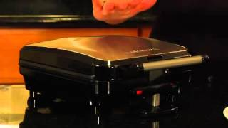 4 Slice Belgian Waffle Maker Demo Video Icon