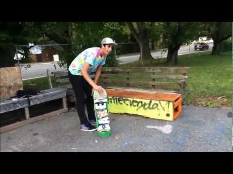 K Town Skate Clip