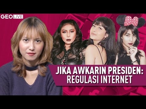 Awkarin Bicara Cyber Regulation (ft. Karin Novilda)