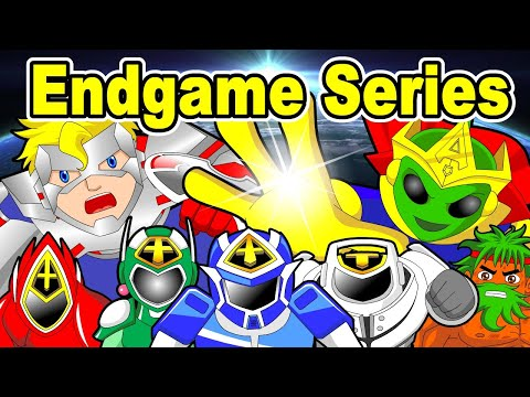 "20 mins Citi Heroes Series 29 ""Endgame"""
