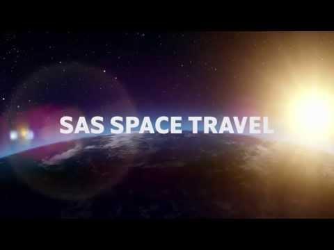SAS INTRODUCE SPACE TRAVEL