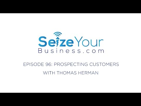 Watch '96: Prospecting for  Customers (Thomas Herman) - YouTube'