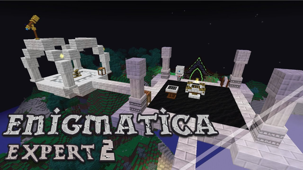 Enigmatica 2 Expert - 11 - ASTRAL SORCERY FOR WINNERS