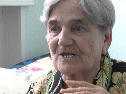 Жительница дома престарелых обращается за помощью
