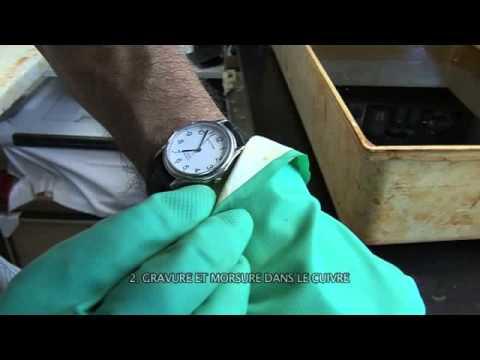 Initiation à la téchnique de la gravure à l'eau forte