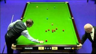 Snooker - 147 Stephen Hendry Welsh Open 2011 Divx.avi