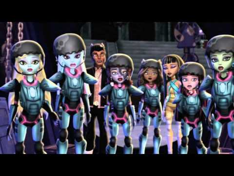 Monster High: Friday Night Frights - Hearts on Fire