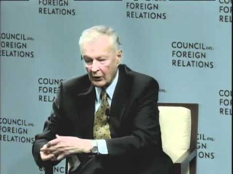 Brzezinski - A Conversation withZbigniew Brzezinski SPEAKER: Zbigniew Brzezinski PRESIDER: Sam Feist http://www.cfr.org/us-strategy-and-politics/conversation-zbigniew-brz...