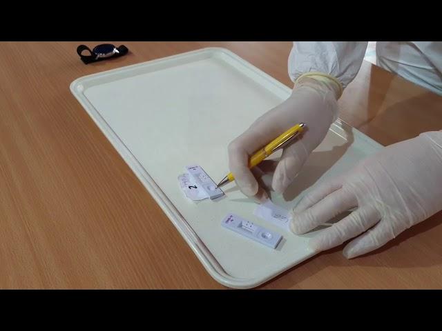 Aktuality / I. kolo celoplošného testovania na ochorenie COVID-1
