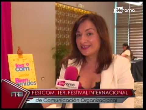 Festcom, 1er. festival Internacional de Comunicación Organizacional