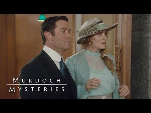 "Murdoch Episode 1, ""Murdoch Mystery Mansion"", Preview | Murdoch Mysteries: Season 12"
