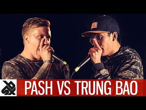 PASH vs TRUNG BAO | WBC Solo Battle | FINAL