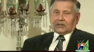Saleem Safi Jirga with Mirza Aslam Baig
