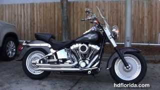 2. Used 2006 Harley Davidson Fatboy Motorcycles for sale