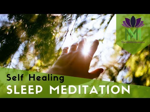Guided Sleep Meditation And Relaxation For Healing