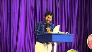 Jesus Redeems, Nalumavadi - 29th March 2014- Three Ingredients To Make Us Eligible For Rapture