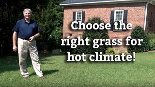 Learn more about the best grasses to plant in hot climate areas in southern parts of the United States on http://www.spring-green.com. Places that experience ...