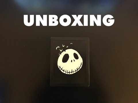 The Nightmare Before Christmas - Blu-Ray Steelbook Unboxing