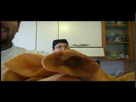 cialde per i cannoli siciliani - la videoricetta