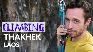 Thakhek Laos  city photos gallery : Climbing Thakhek, Laos - Psycheventure Episode 4