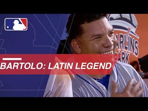 MLB personalities pick their favorite Bartolo moments