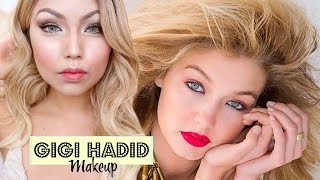 Gigi Hadid Makeup Transformation by Promise Tamangphan