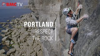 Climbing in Portland? Respect the Rock by teamBMC