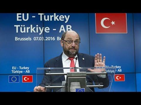 Σύνοδος Κορυφής: Τι προβλέπει η νέα πρόταση ΕΕ- Τουρκίας για το προσφυγικό