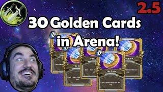 Kripp - Salterino Ep. 2.5 - Golden Arena! [Hearthstone, Pre Un'Goro Patch], Blizzard Entertainment, World of Warcraft