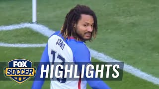 Jermaine Jones and Antonio Valencia are both sent off | 2016 Copa America Highlights by FOX Soccer