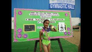 Upasha Talukdar - Northeast rhythmic gymnast's success guided by Youtube